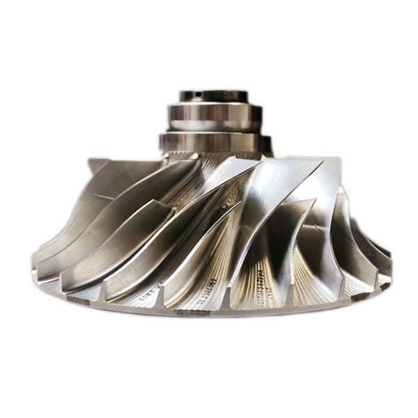 Compressor & Inducer wheel and Blade