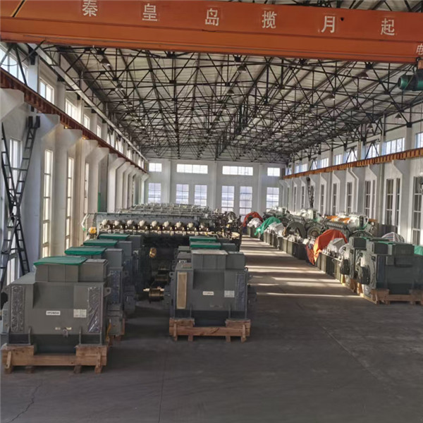 Diesel & generator sets