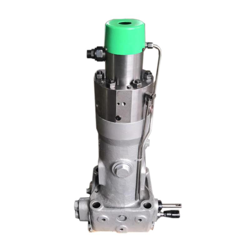 Fuel pump & Fuel pump gear