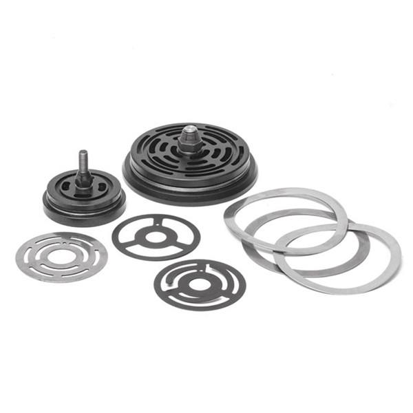High pressure suction & Exhaust valve