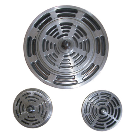 High pressure suction & Exhaust valve (4)