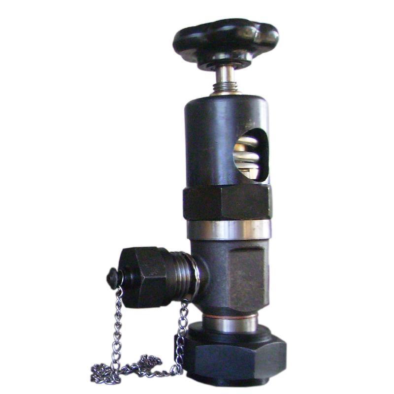 Indicator cock & Starting valve