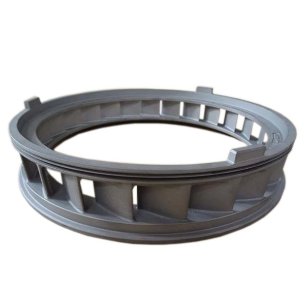 Nozzle ring and Cover ring