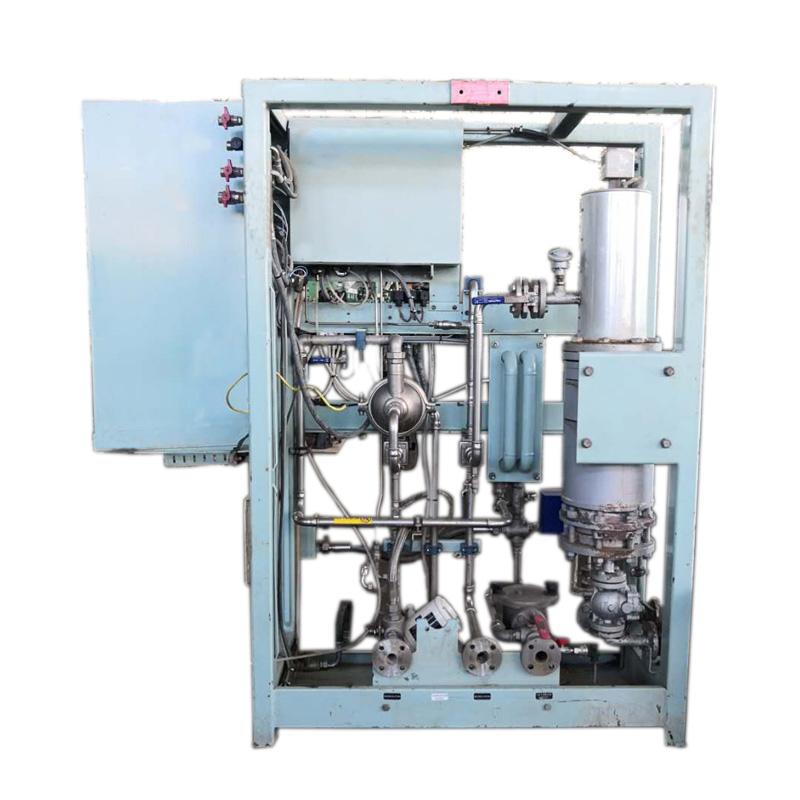 Separator control plant