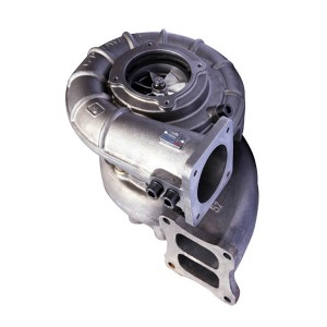 Turbocharger Shell