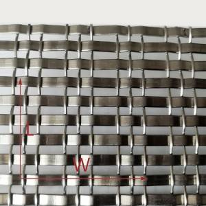 XY-1513 Architectural Woven Mesh Screen