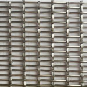 XY-6213 Architectural Crimped Wire Mesh for Ceiling Tile