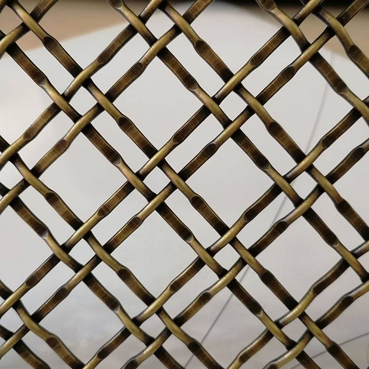 XY-2222G-Metal-Mesh-Fabric-for-Screen&Cabinetry-(1)