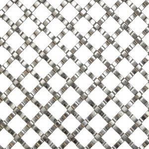 XY-2157 Metal Mesh Partition