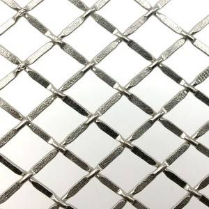XY-C1S Stainless Steel Flat Wire Mesh