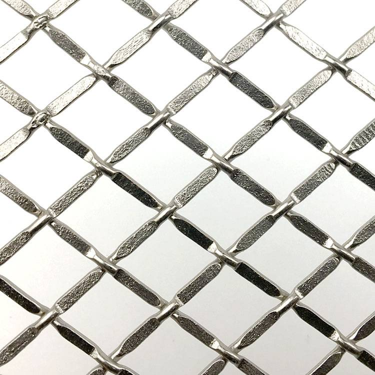 XY-C1S Stainless Steel Flat Wire Mesh Featured Image