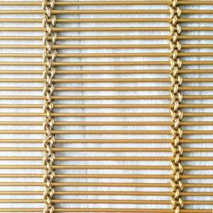 XY-M3631 Paint Copper Metal Screen