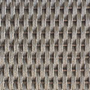 XY-M33S  Architectural Metal Mesh for Lobby Design (