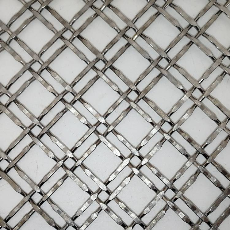 XY-2222 Metal Mesh Fabric for Decorartive Screen Featured Image