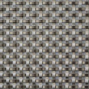 XY-3150 Decorative Steel Mesh Panel for Restaurant interior design