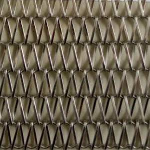 XY-A2412B Flexible Metal Mesh for Ceiling Decoration