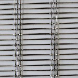 XY-3259 Custom Wire Metal Mesh for Interior Divider