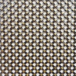 XY-2027GO  Decorative Wire Mesh for Furniture