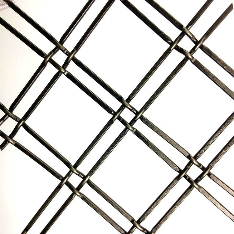 XY-D2P Antique Brass Wire Mesh Grill Featured Image