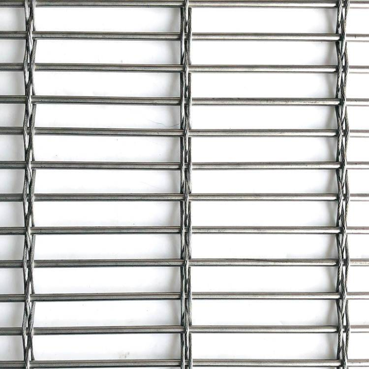 XY-M4528 M tal Mesh Fence for School Stair Handrail (1)