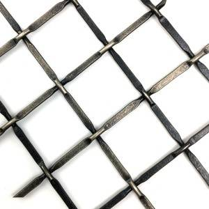 XY- C1 Antique Brass Metal Mesh for Furniture