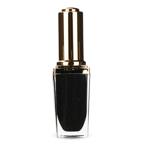 10ml Bottle Of Nail Polish Gel Nail Polish In Black Bottle Featured Image
