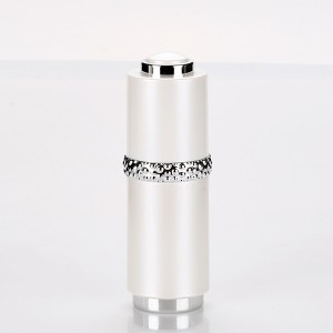 15ml Top Grade Acrylic Small Cosmetic Container Custom Oil Bottle with Dropper