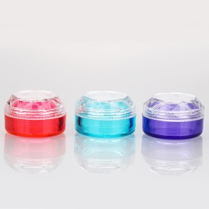 5g mini pot for nail powder glitter powder jar for nail