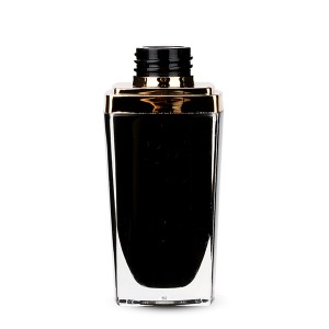 10ml Bottle Of Nail Polish Gel Nail Polish In Black Bottle