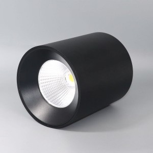 60W Surface mount dimmable LED downlight