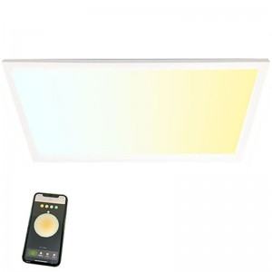 Tuya Smart 595×595mm Back-lit Panel Light