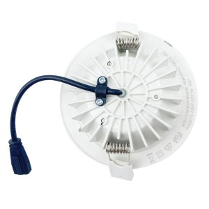 90mm Cut-out Tri-colour Intergrated Downlight