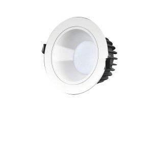 80mm Cut-out Die-casting Aluminum Deep Recessed IP54 Downlight