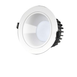 120mm Cut-out Die-casting Aluminum Deep Recessed IP54 Downlight