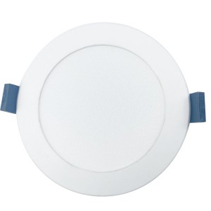 70mm Cut-out Flat Fascia Plastic Cover Aluminum SMD Downlight
