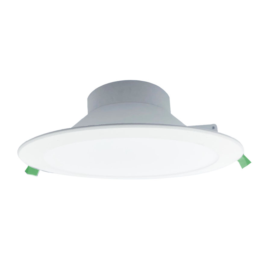 180mm Cut-out Flat Fascia SMD Downlight Featured Image