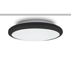 20-50W IP54 LED Oyster with 3-CCT Function