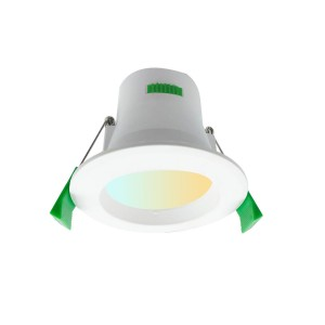 90mm Cut-out  WIFI/ Bluetooth Smart CCT Changeable SMD Downlight