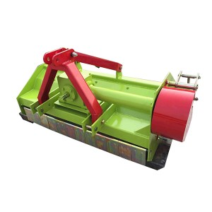 Factory Supply Flail Mower Lawn Mower Straw Crash Returning Machine