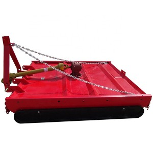 Point hitch pto tractor finish mower with ce