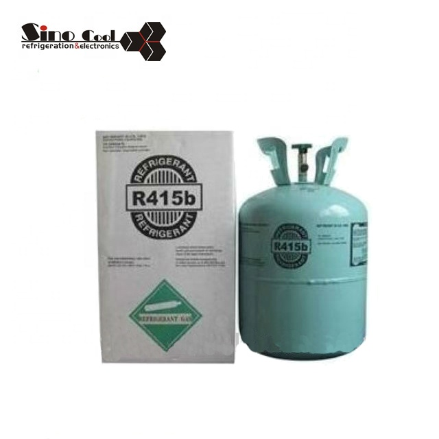 Fixed Competitive Price Heat Exchanger - refrigerant R415b gas cylinder – Sino-Cool