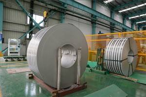 hot rolled stainless steel strip