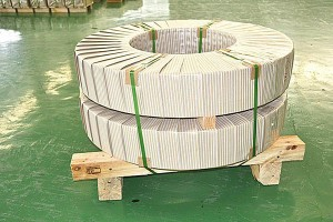 precision stainless steel strip
