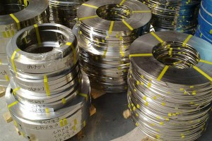 Precision stainless steel coil