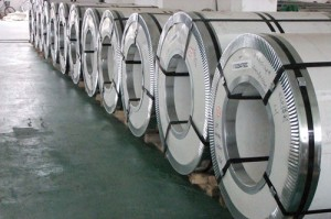 316L 316 cold rolled stainless steel coil
