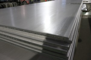Colded Rolled 304 Stainless Steel Sheet