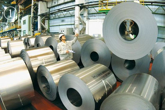 304 304L cold rolled stainless steel coil Featured Image