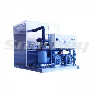 Plate Ice Machine