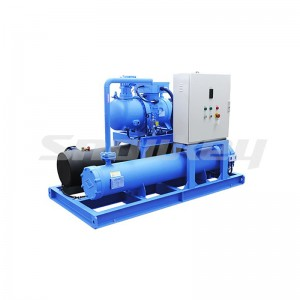 Shell and Tube Type Water Chiller