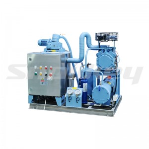 Sea Water Flake Ice Machine for Ship